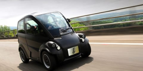 T.25 City Car by Gordon Murray Design