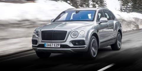 2018 Bentley Bentayga V8 review