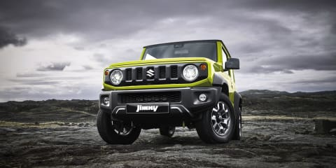 2019 Suzuki Jimny pricing and specs