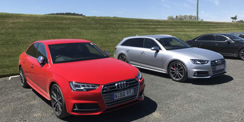 2017 Audi S4 review