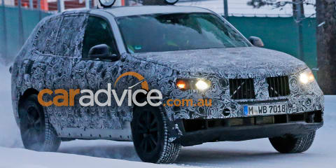 Next BMW X5 spotted in northern Europe