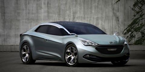 Hyundai i-flow concept - Geneva 2010