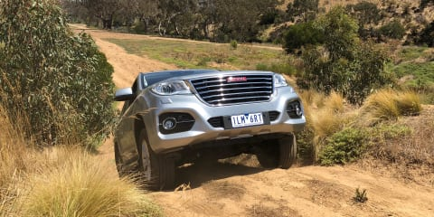 Haval Australia planning new SUV range by 2021, EVs by 2022