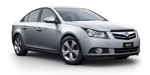 Holden sales strong in April, Cruze records best month yet