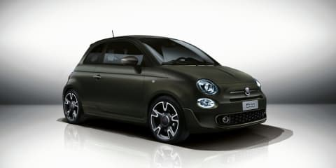 2016 Fiat 500S gets sporty at Geneva motor show