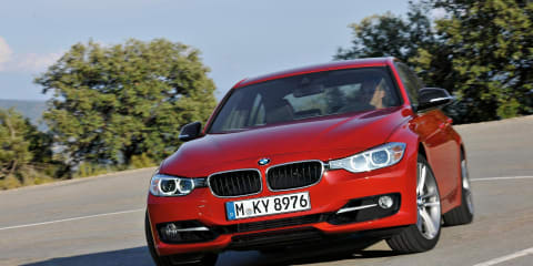 2012 BMW 3 Series revealed, coming to Australia Q2