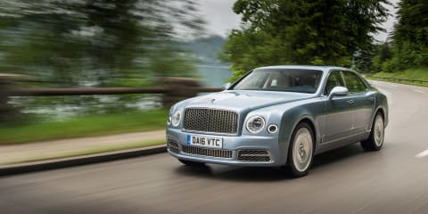 Bentley Mulsanne could go electric to satisfy regional demand - report