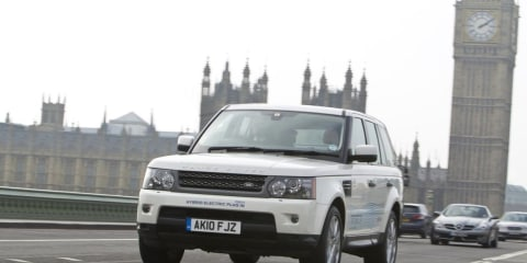 Land Rover Concept Range_E 4WD Plug-In Hybrid