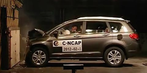 "Haval ""confident"" of five-star ANCAP safety ratings for new Chinese SUVs"