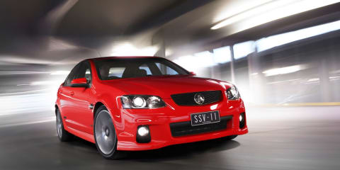 Video: Holden Commodore VE Series 2 with Mike Devereux