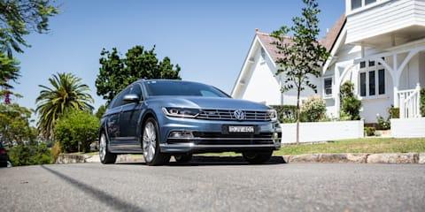 2017 Volkswagen Passat 206TSI R-line Wagon review