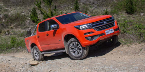 2018 Holden Colorado LTZ review