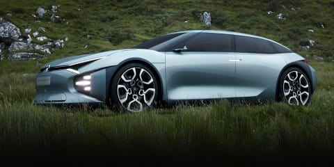 Citroen CXperience revealed: stretched Paris concept could hint at new C6