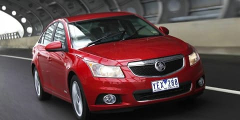 Holden Cruze driveshaft recall expanded to include about 8000 diesel models