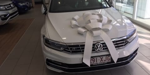 2016 Volkswagen Passat 206TSI R-Line review