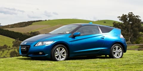 Honda Australia begins 2012 comeback