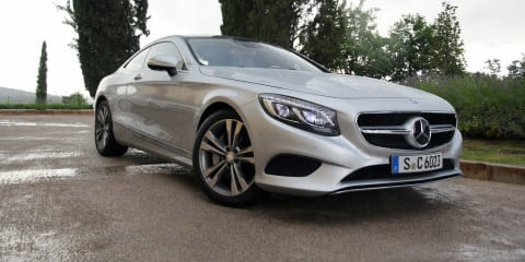 2015-16 Mercedes-Benz S-Class Coupe recalled for headlight fix:: 50 vehicles affected