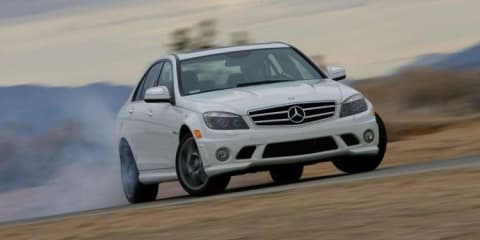 Mercedes-Benz AMG to attempt 3km drift record