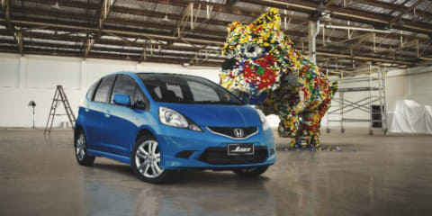Australian Honda Jazz commercial now aired in the Netherlands