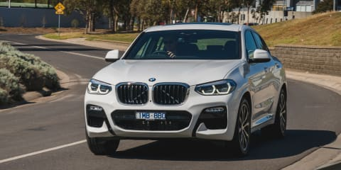 2019 BMW X4 xDrive20d M Sport review