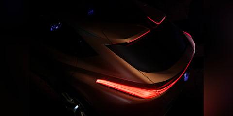 Lexus LF-1 Limitless concept teased ahead of Detroit debut