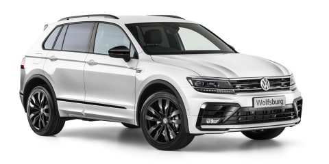 Volkswagen Tiguan 162TSI Wolfsburg Edition on sale from $55,490
