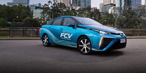 Toyota Mirai review:: A quick spin on Australian roads