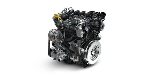 Renault unveils new 1.3-litre turbocharged engine