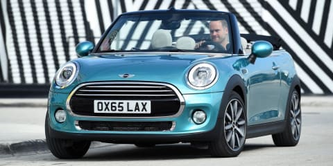 2016 Mini New Cars
