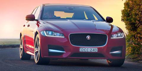 2016 Jaguar XF diesel recalled for fuel leak fix