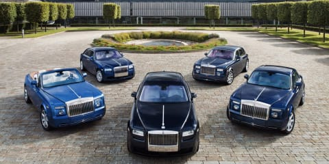 Rolls-Royce breaks sales record in 2011, Bentley up 37 per cent