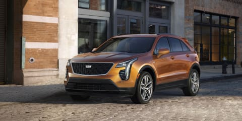 2018 Cadillac XT4 revealed in New York