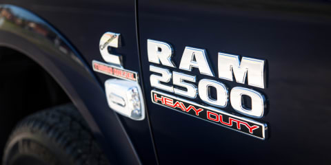 2010 Dodge Ram 2500 and 3500 recalled