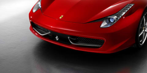 Video: Schumacher on the new Ferrari 458 Italia