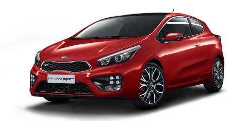 Kia Pro_Cee'd GT: hot-hatch confirmed for Australia
