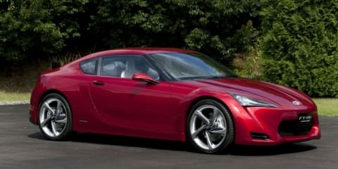 Toyota FT-86 basis for next generation Lexus IS: report