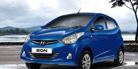Hyundai Eon sub-compact car debuts in India