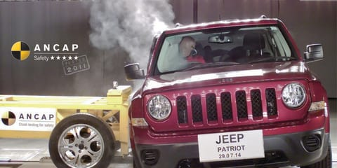 Jeep Patriot gets ANCAP five-star rating, Great Wall under-performs with three