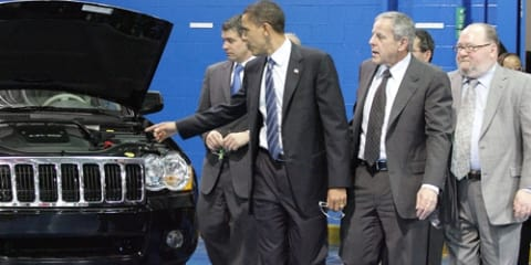US Congress scales back vehicle tax breaks