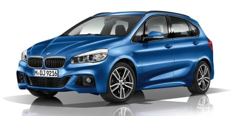 BMW 2 Series Active Tourer M Sport revealed