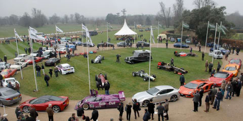 2012 Goodwood Festival of Speed highlights announced