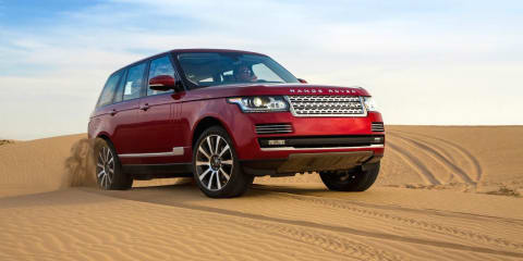 2015 Range Rover, Range Rover Sport gain off-road tech, extra power and efficiency