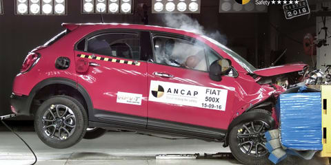 500X, E-Class, Impreza receive five-star ANCAP safety rating