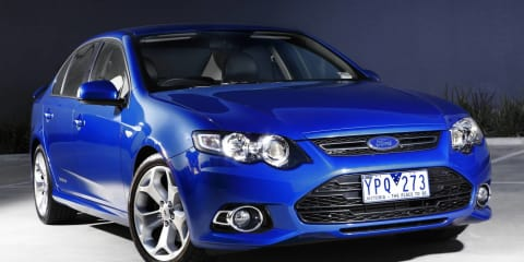 Parts supplier closure could stop Ford Australia production