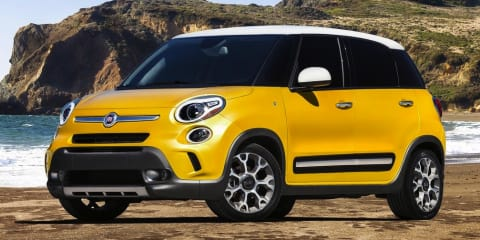 Fiat 500L Trekking: stretched Bambino ready for the bush