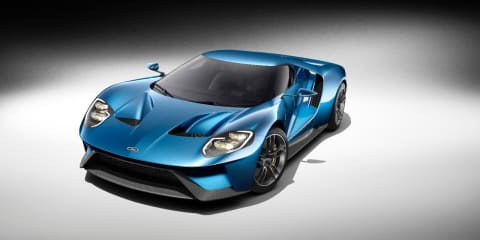2016 Ford GT : New carbonfibre supercar revealed with new high-output EcoBoost engine