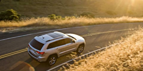 2011 Jeep Grand Cherokee confirmed for early next year