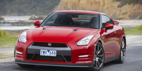 2013 Nissan GT-R coming to Sydney motor show