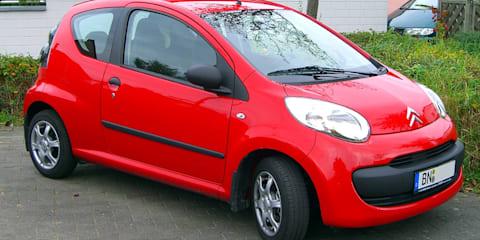 PSA Peugeot Citroen stung by Toyota's European recall