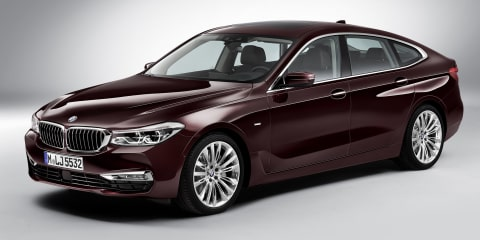 2018 BMW 620d GT on sale from $99,900